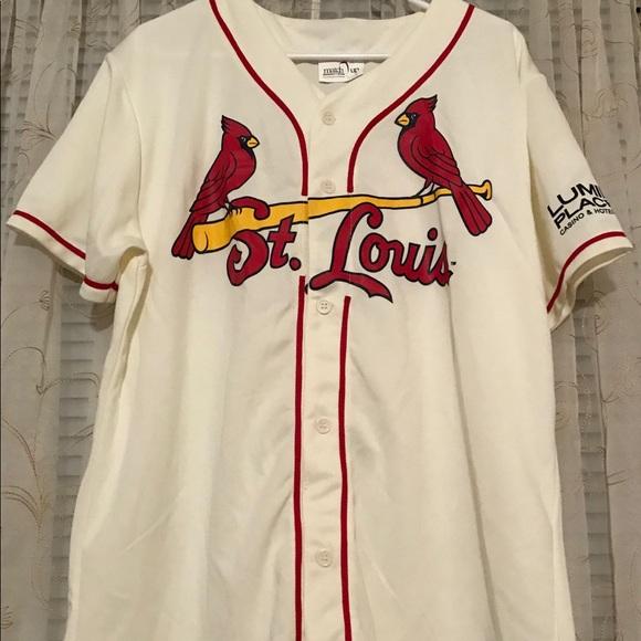 on sale 020d0 c6a3b St. Louis Cardinals Baseball Jersey